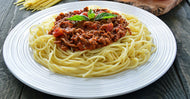 Ground Beef with Spaghetti - Frozen