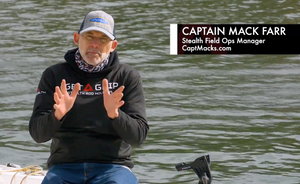 Captain Mack - Striper Guide