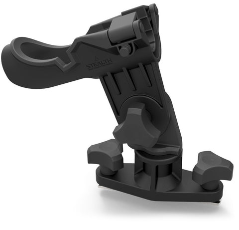 QR-1 with 2-Point Kayak Rail Mount