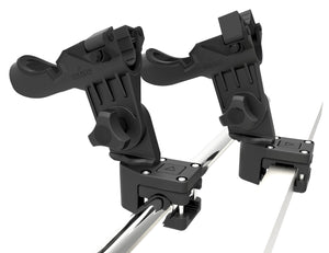 Stealth QR-1 Twin Pack with Rail Mount