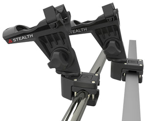 Stealth QR-2 Twin Pack - With Universal Rail Mounts