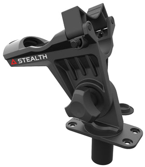Stealth QR-2 with Flush Mount Base