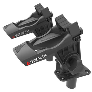 Stealth QR-2 Twin Pack - With Flush Mounts