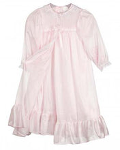 Load image into Gallery viewer, Girls Pastel Pink Peignoir Set