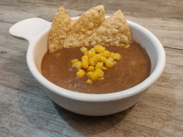 Santa Fe Vegan Bean Soup