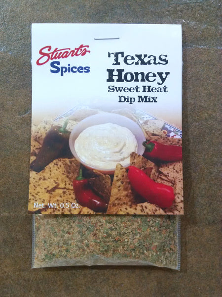 Texas Honey Dip Mix