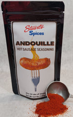 Andouille Sausage Seasoning