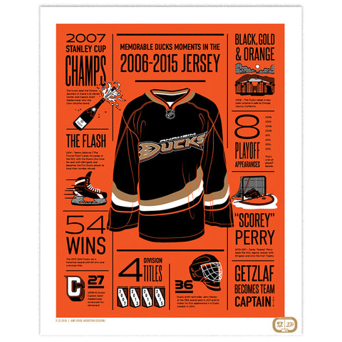 '07 Commemorative Lithograph