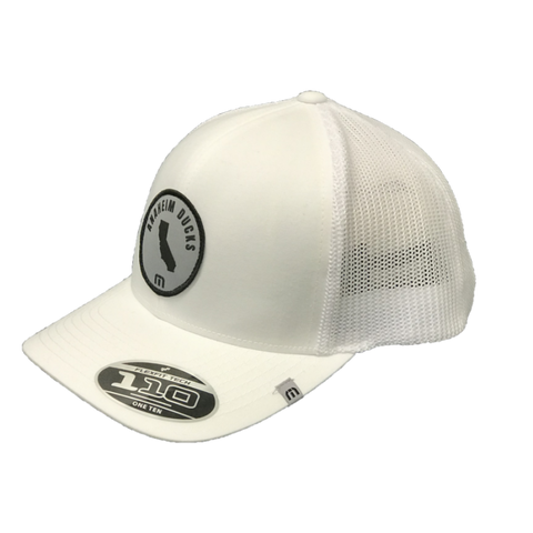 Wider Cali Patch Cap