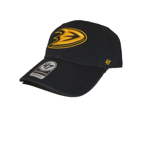 Yellow D Logo Clean Up Cap