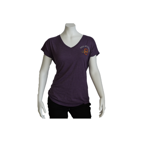 Hall of Fame #8 Ladies Tee