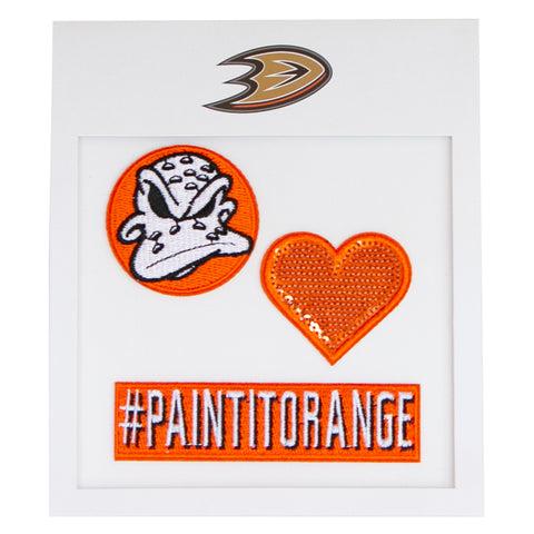 #PaintItOrange Patch Set