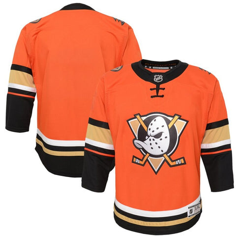 Youth Orange 3rd Jersey