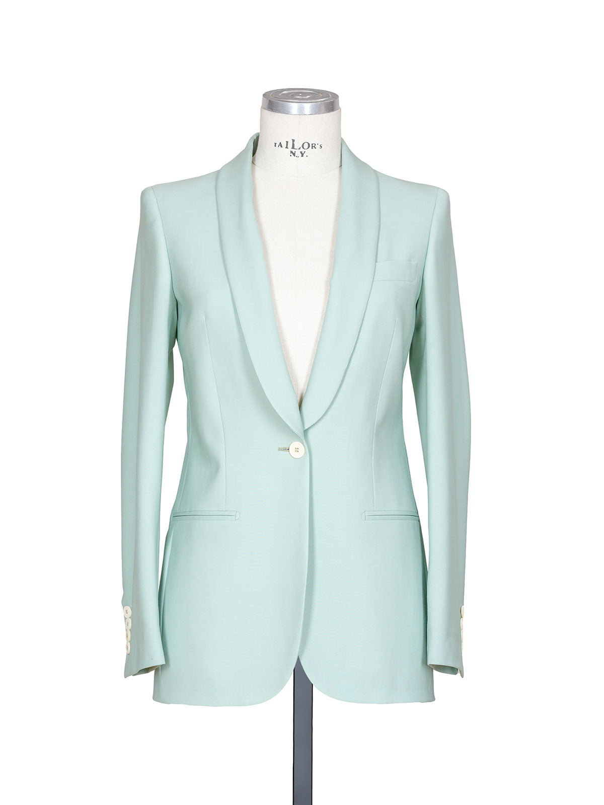Blazer in fresco di lana