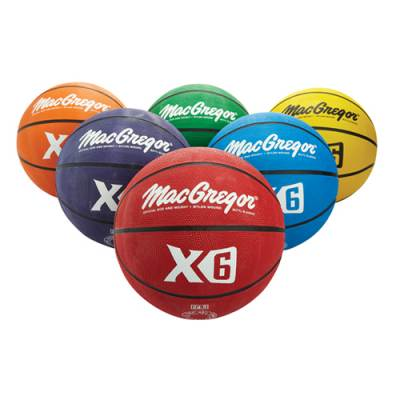 MacGregor Color My Class Basketball Packages