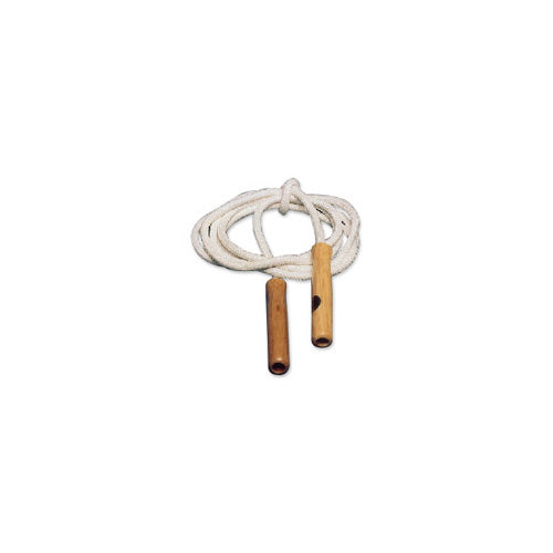Champion Barbell™ Leather Jump Rope (9.5ft)