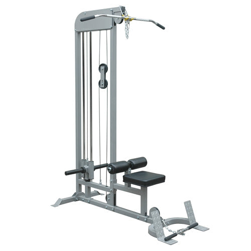 <span>Champion Barbell® </span>Plate-Loaded Lat Pulldown/Low Row Machine