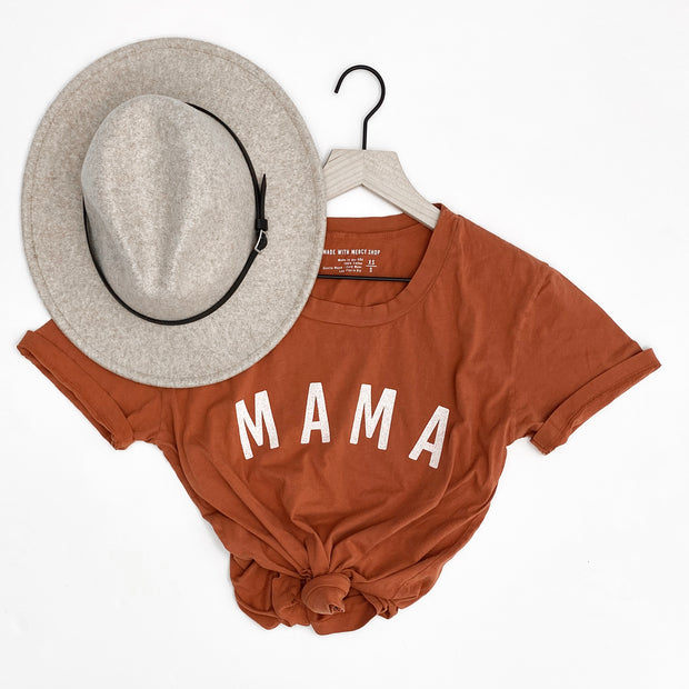 Mama Faded Essential Tee | Mommy and Me 1