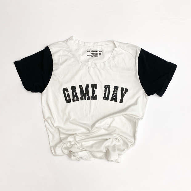 Game Day Essential Tee   Mommy and Me 1