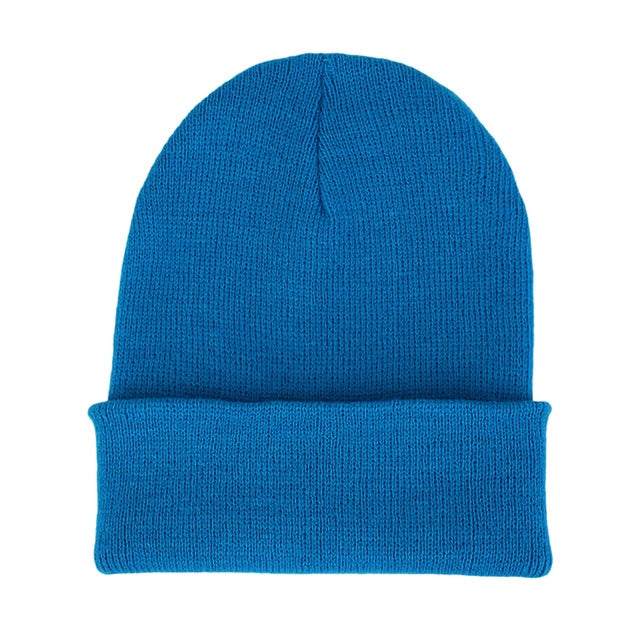 The Plain Beanie