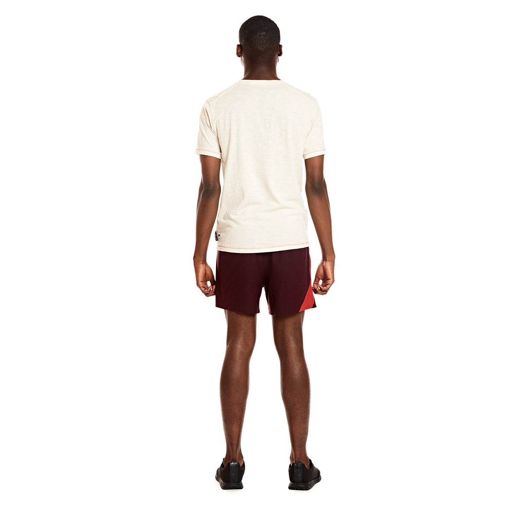M's Runpaca Short Sleeve in Salar