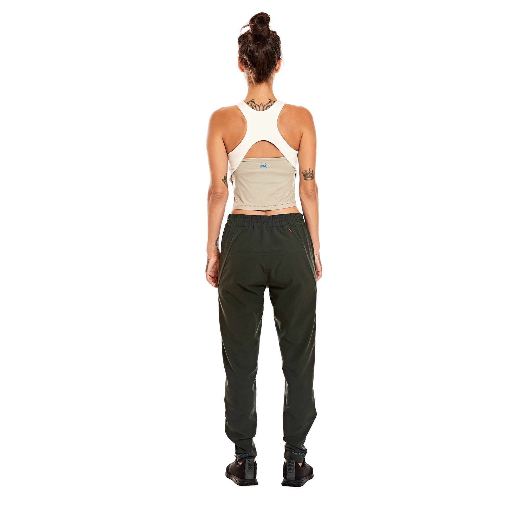 W's Transit Pant in Pacha Green