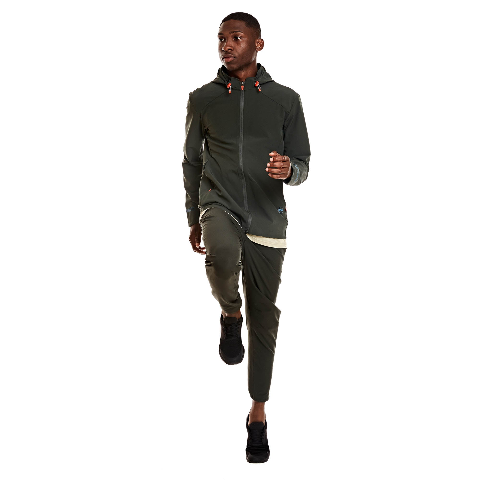 M's Transit Jacket in Pacha Green