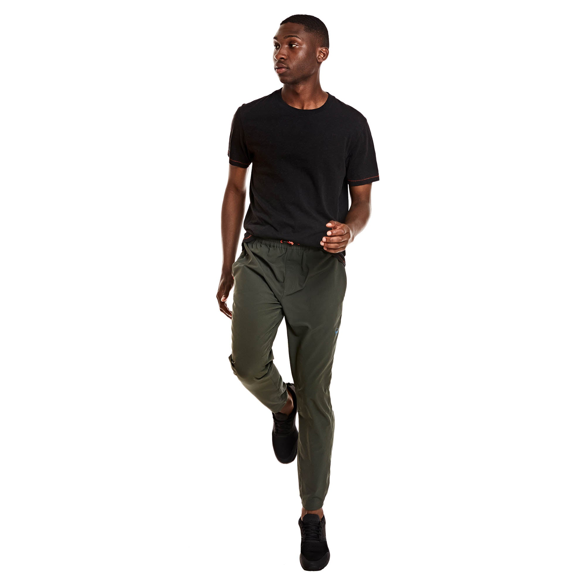 M's Transit Pant in Pacha Green