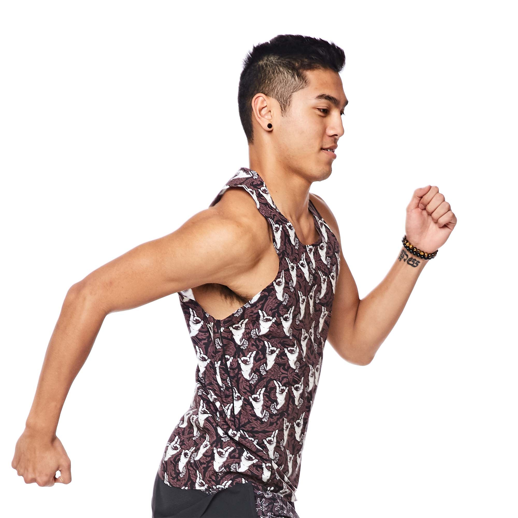 "AFO Orbital Singlet in Chifumi ""Dance Style"" Fruit"