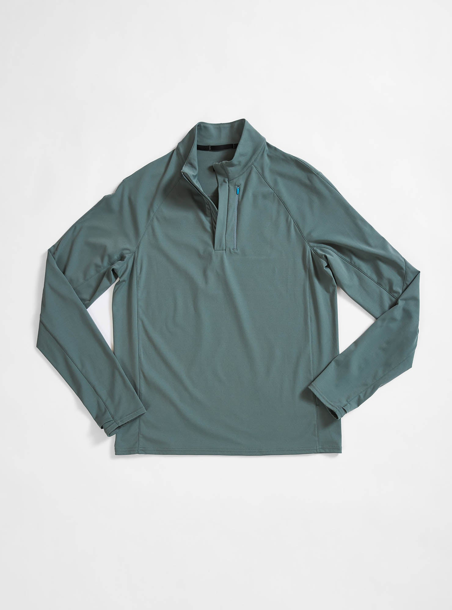 M's Mercury Qtr-Zip in Plateau