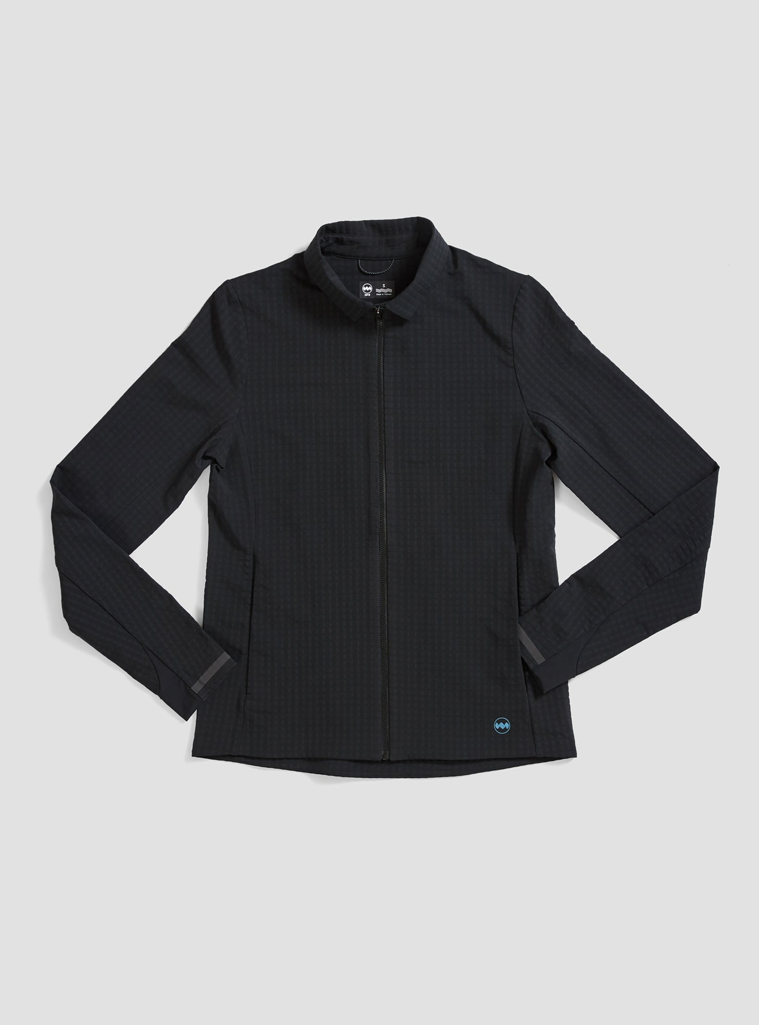 W's Stormrunner Fleece Jacket in Midnight