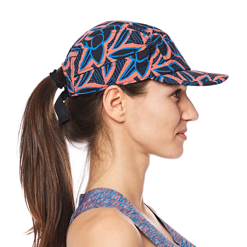 [Re]Run Cap in Nightmrkt Neon Floral