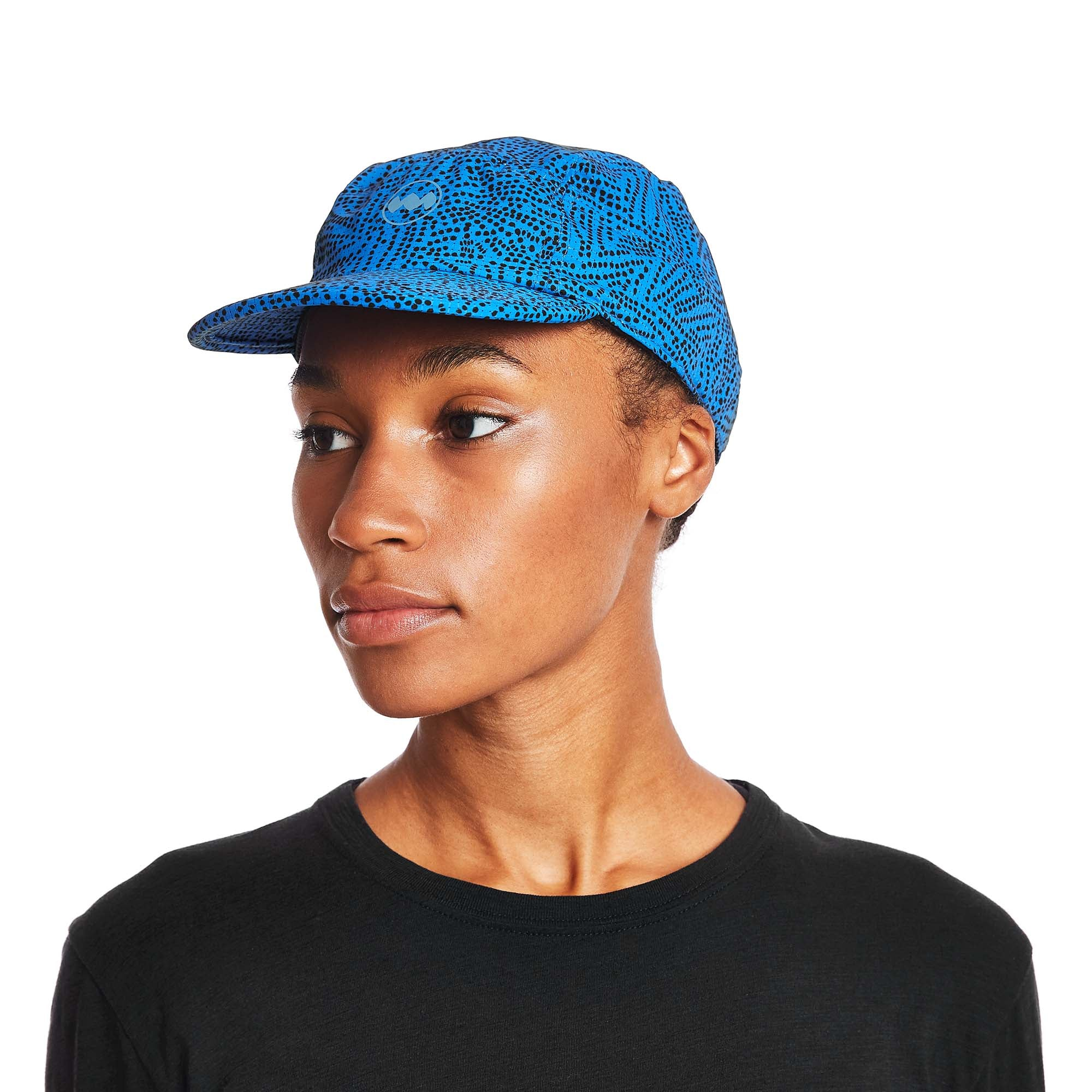 [Re]Run Cap in Royal Tok Dot