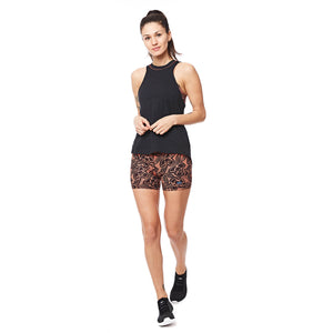 W's Runpaca Wrap Tank in Midnight
