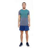 Men's Plaid Tee