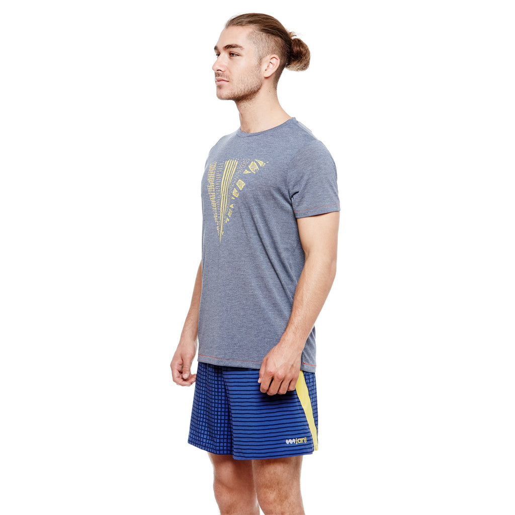 Men's Fusion Arrow Tee
