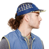 Men's Janji x Ciele Go Cap Black/Blue