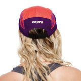 Women's Janji x Ciele Go Cap Purple/Blue
