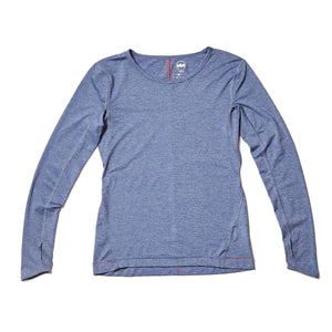 W's Strata Tech Long Sleeve in Potosí Fade
