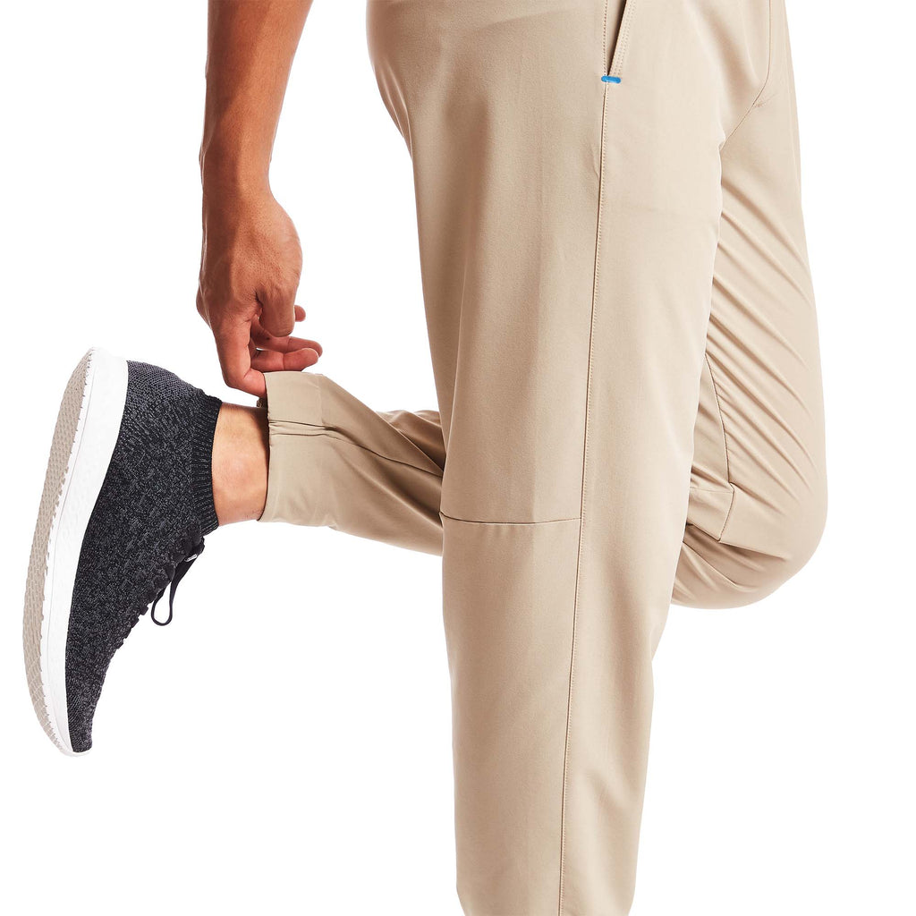 M's Transit Tech Pant in Cobblestone