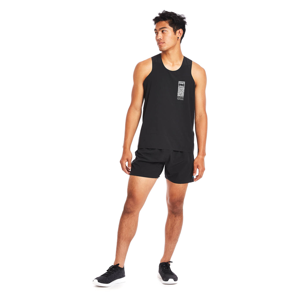 Unisex Orbital Singlet in Midnight, Collective Edition