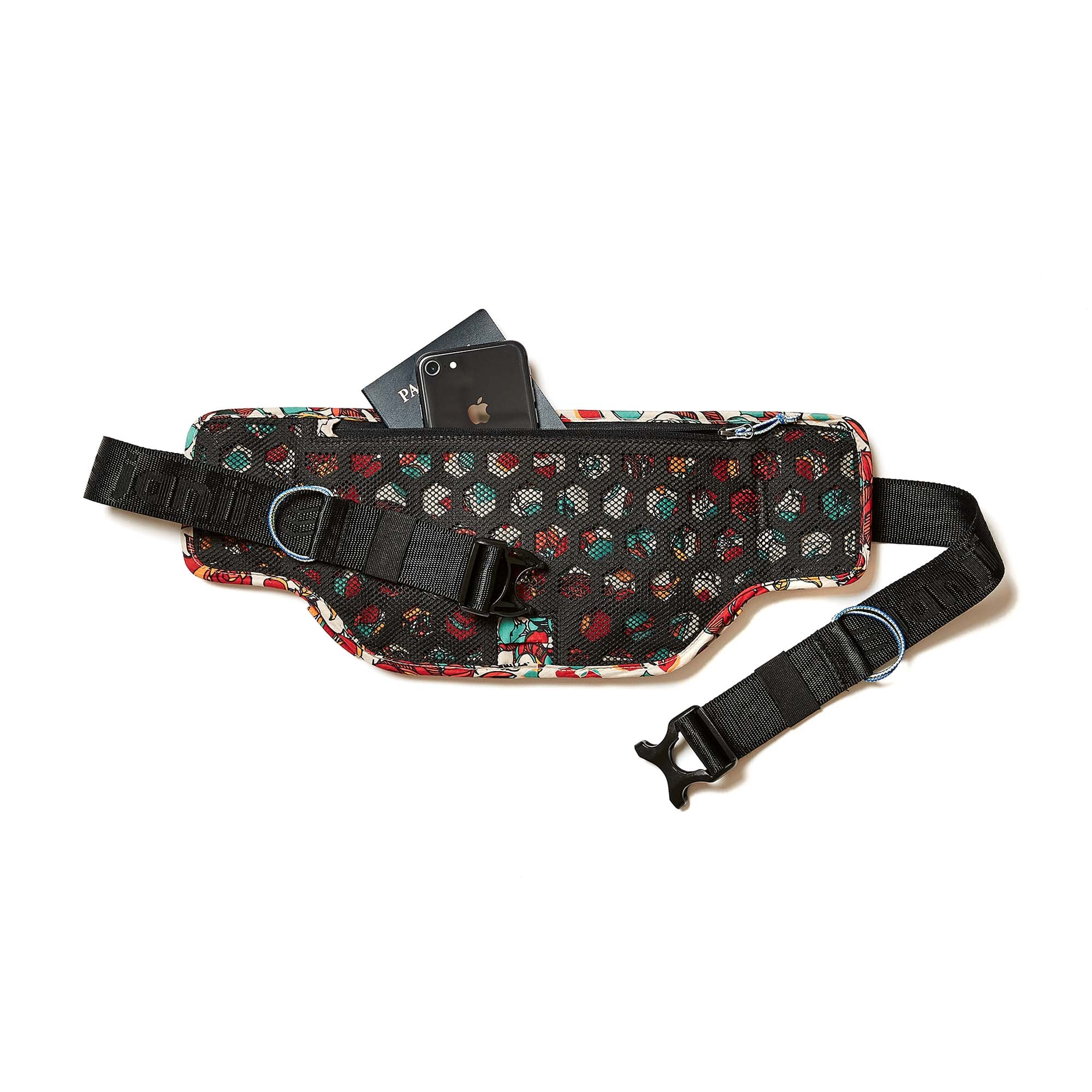 Multipass Sling Bag in Floral Camo