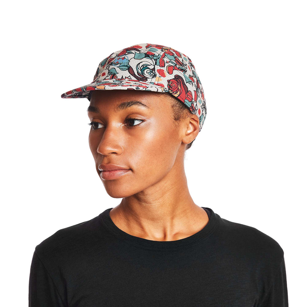 Transit Tech Cap in Floral Camo