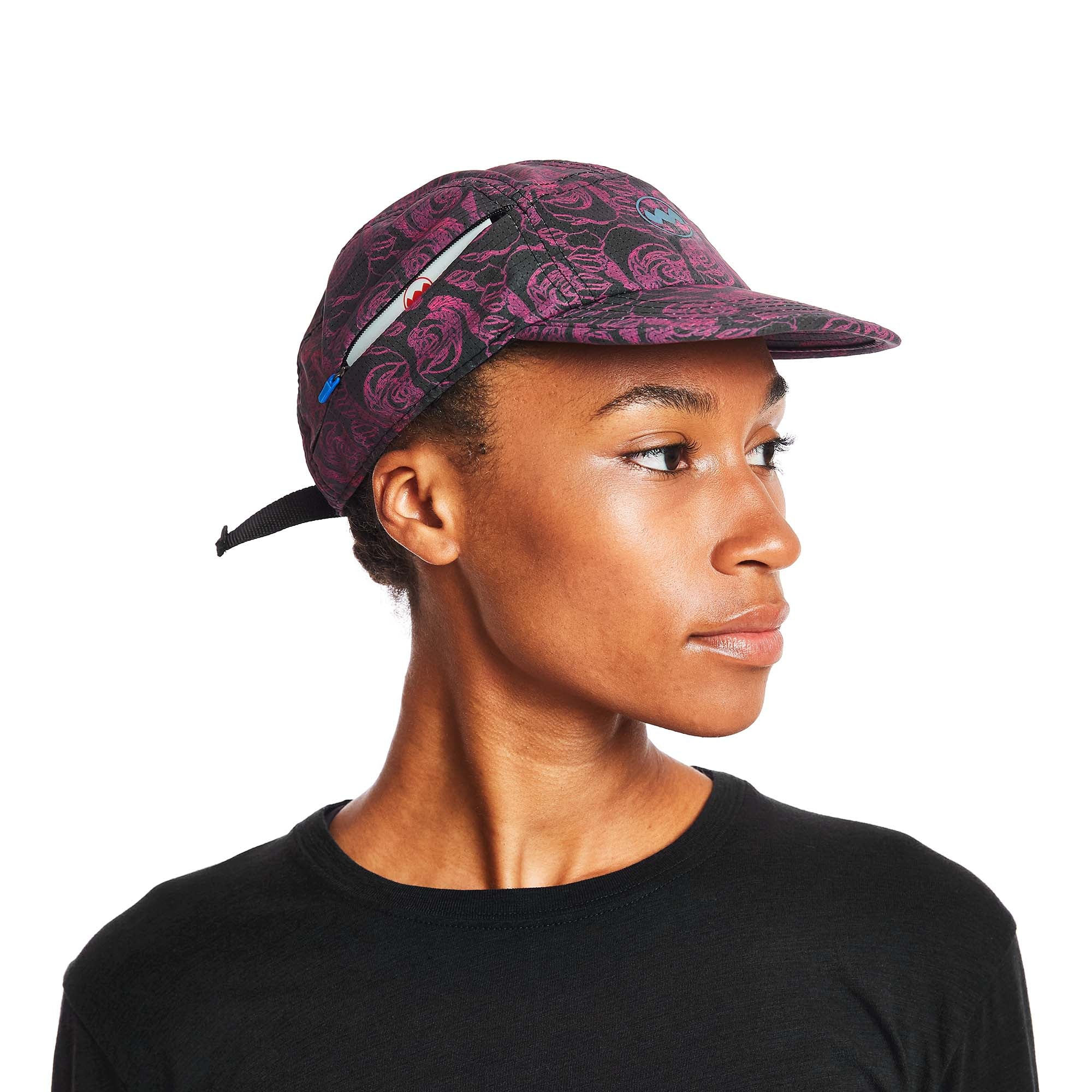 AVR [Re]Run Cap in Floral Lace