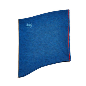 Swift Tech Merino Neck Warmer in Azure