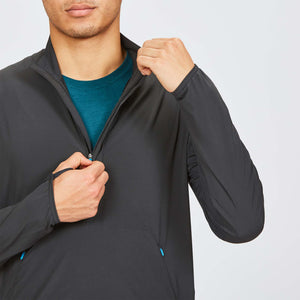 M's TT Half-Zip in Midnight