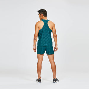 M's AFO Singlet in Eagle Ray