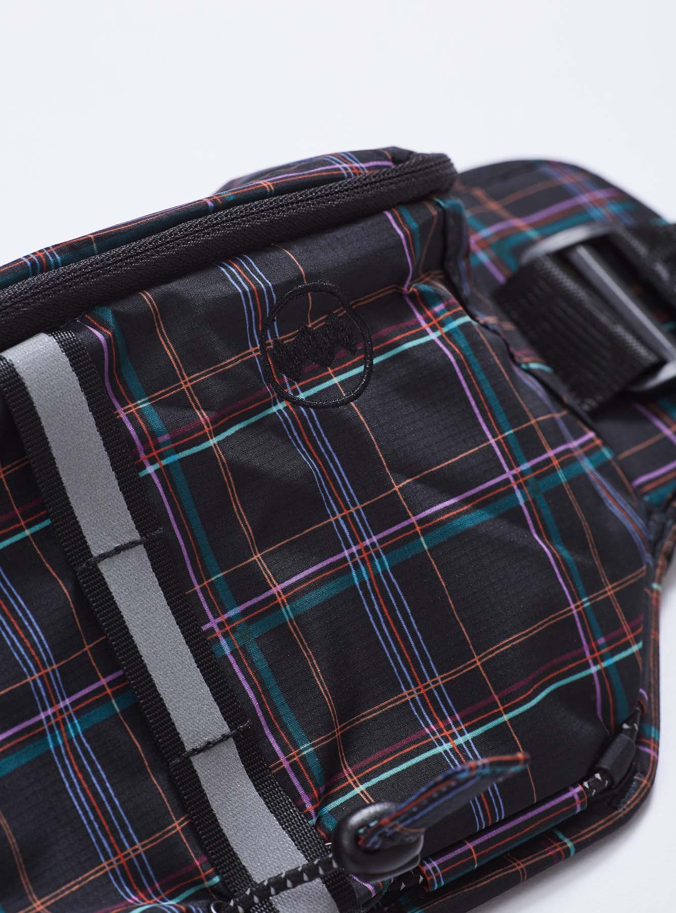 Multipass Sling Bag in Midnight Plaid