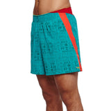 Men's Haiti Printed Middle Man Running Shorts