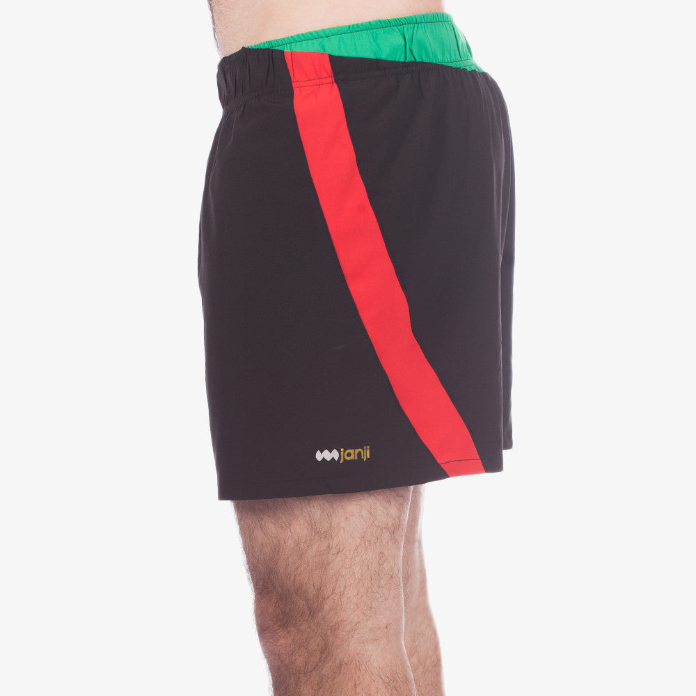 Men's Peru Middle Running Shorts